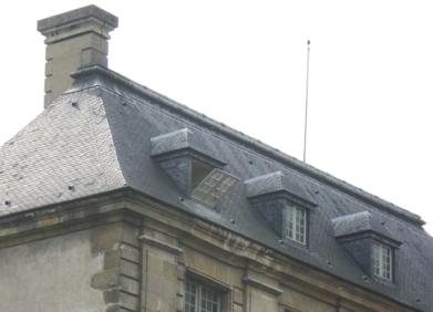 Monument historiue facade
