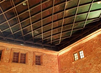atrium toiture