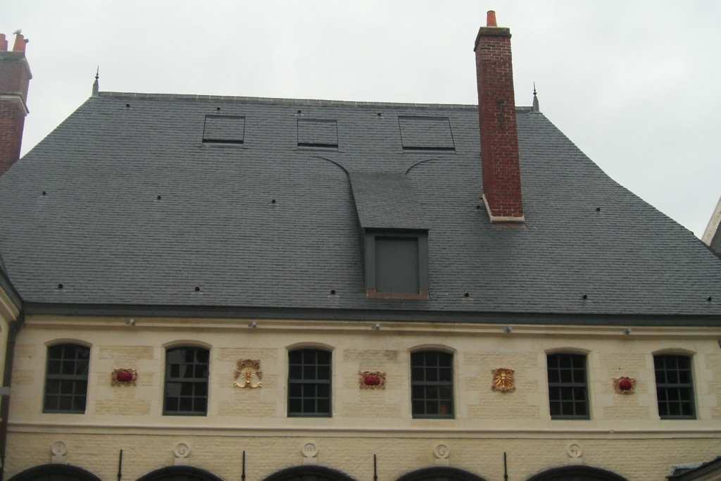 appareil specifique toiture